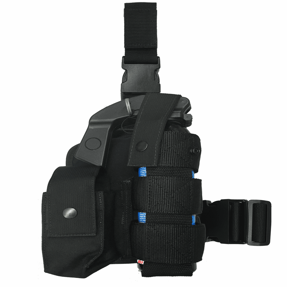 HPS-CD16 - MK9+ with Single Grenade Pouch Holder