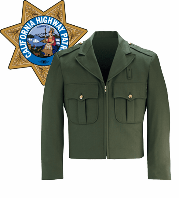 Mens CHP IKE Jacket - Forest Green