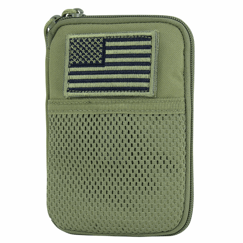 Pocket Pouch w/ Flag - OD Green (SOLD OUT)