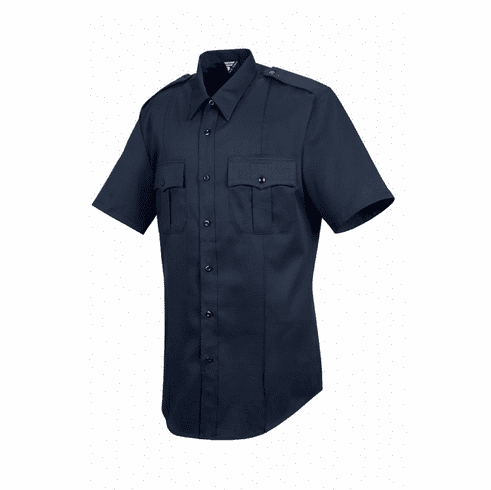 Security Uniform Shirt - Navy Short Sleeves