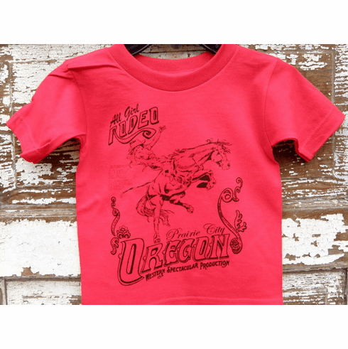All Girl Rodeo Tee
