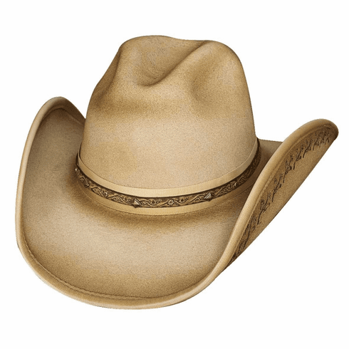 Back in Time Western Hat