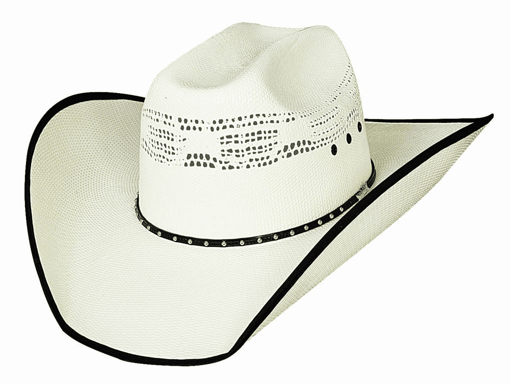 Beer Time Justin Moore Straw Cowboy Hat