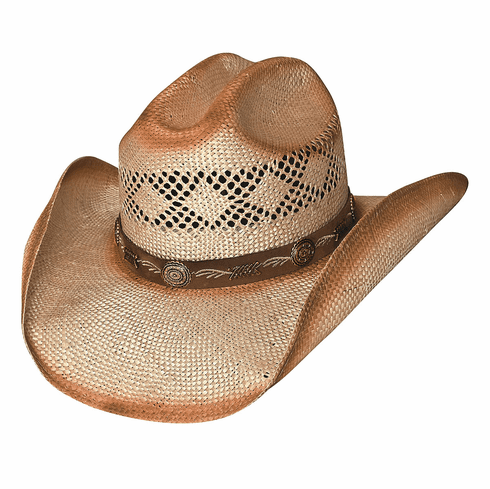 Better Things To Do Straw Hat Terri Clark Hat Collection