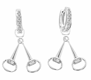 Bit Dangle Earrings