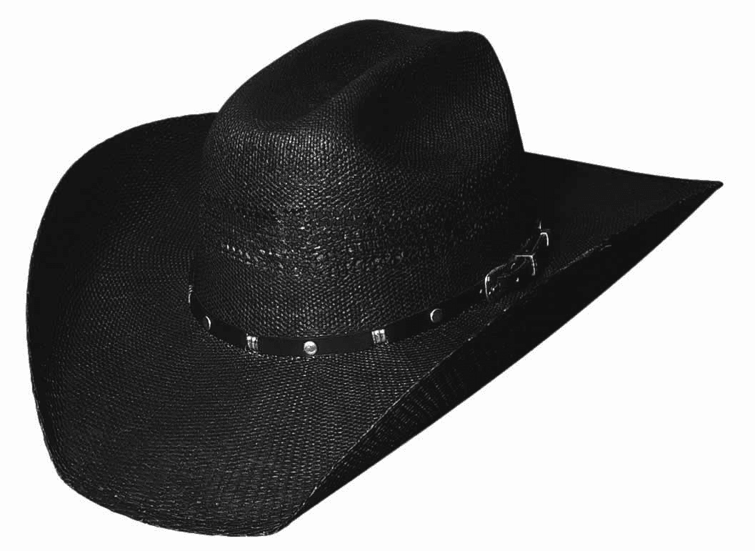 Black Arrow 20X Straw Hat