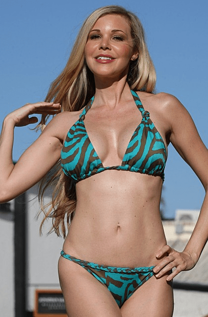 Bohemian Safari Braided Bikini Set