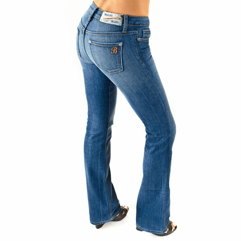 Bullet Blues Babe – Jour Jeans Made in USA