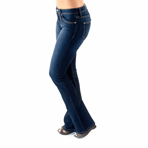 Bullet Blues Babe – Nuit Jeans Made in USA