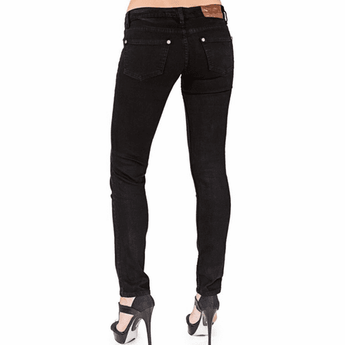 Bullet Blues Chic Parisien - Skinny Cigarette Jean made in USA