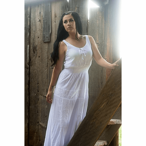Bullet Blues Clothilde Designer Maxi Dress – Made in USA