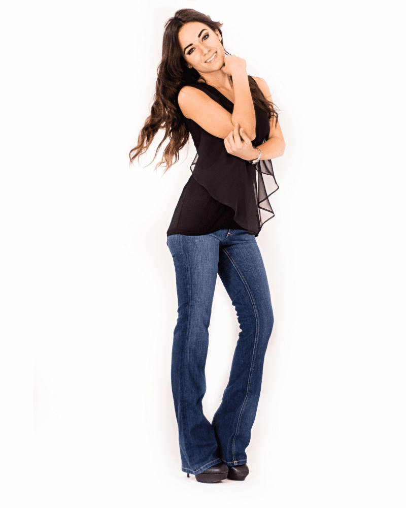 Bullet Blues Elegant – Mer Designer Jeans Made in USA