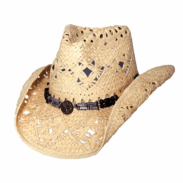 Bullhide All Summer Long - Straw Cowboy Hat
