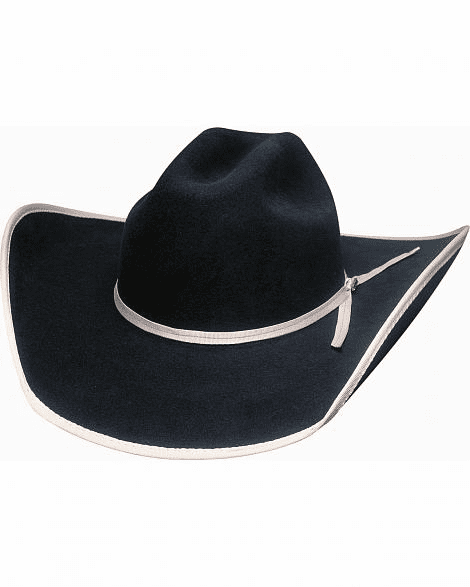 BULLHIDE BAILIN' OUT 4X FELT COWBOY HAT