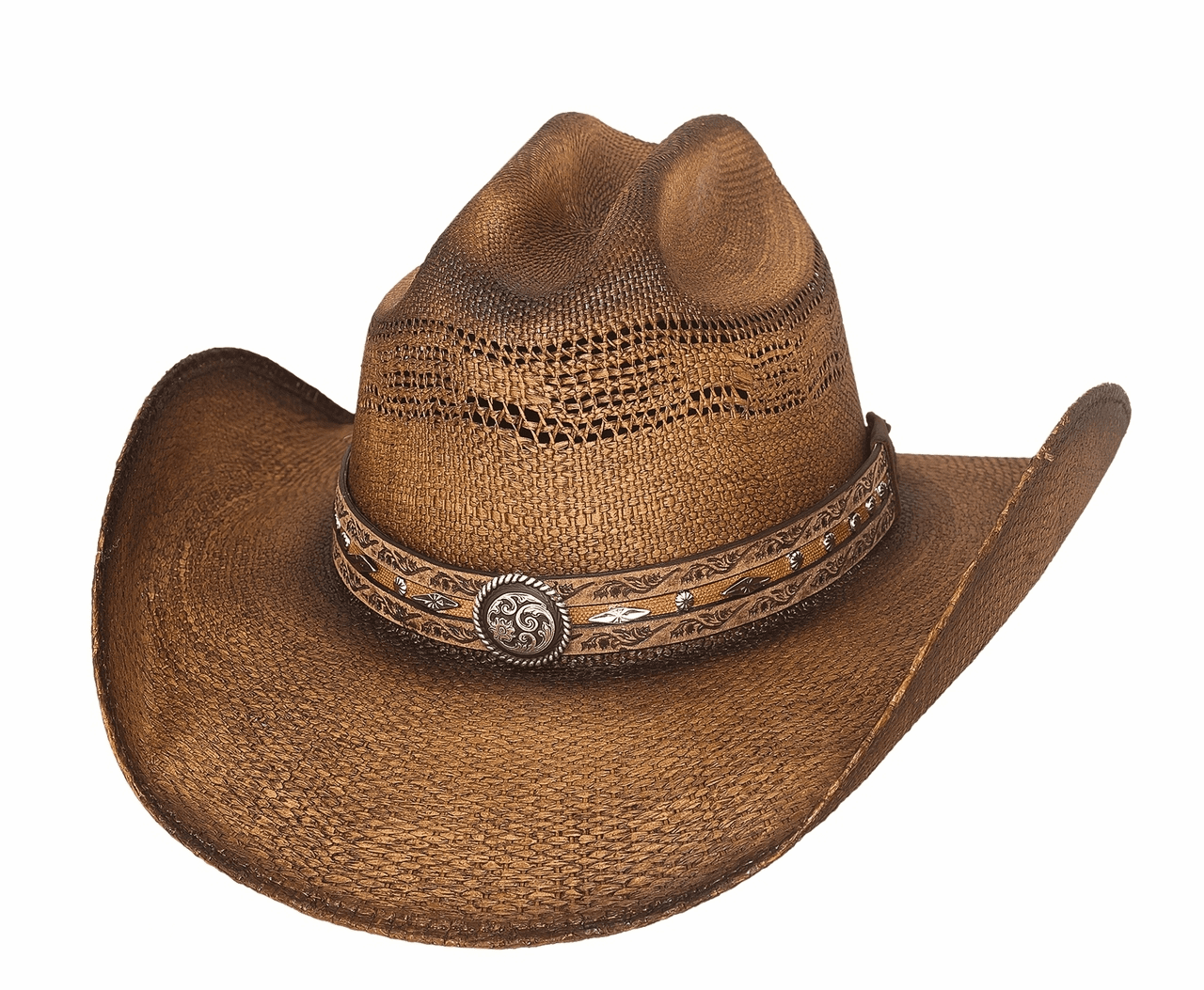 Bullhide Corral Dust Straw Hat