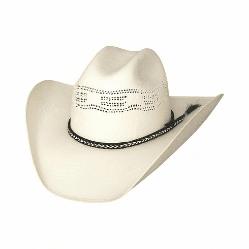 Bullhide® Corsicana 20X Straw Hat - Natural