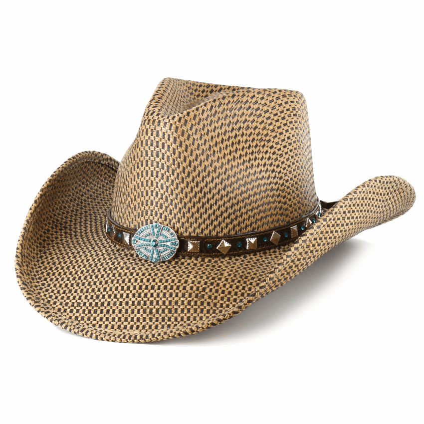 Bullhide Don't Let Me Down Straw Hat