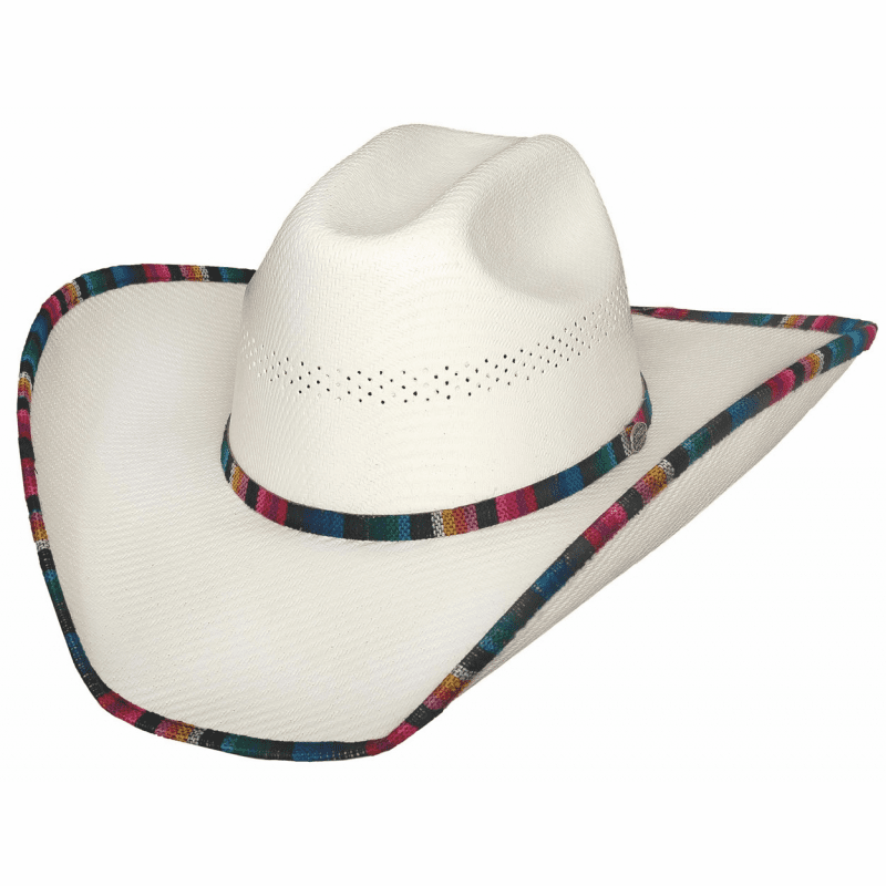 Bullhide Familiar Stranger 50X Straw Cowboy Hat