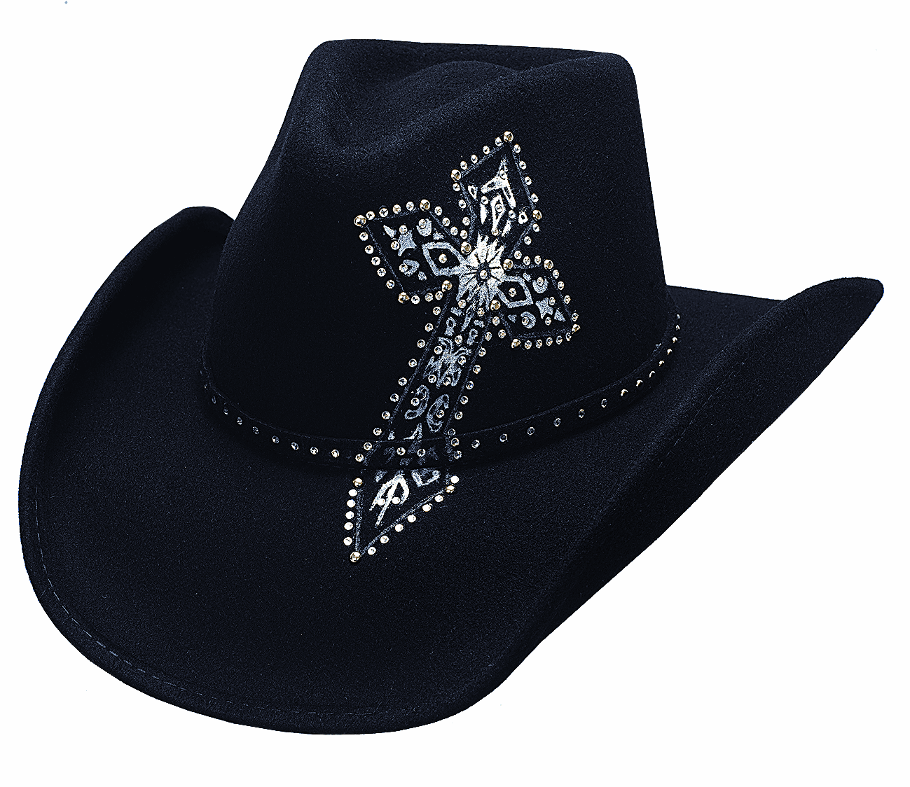 dcafed49fd938 Bullhide Fearless Hat
