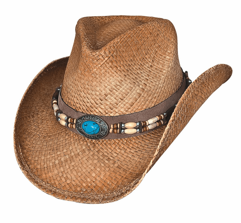 Bullhide® Forbidden Treasure Straw Hat