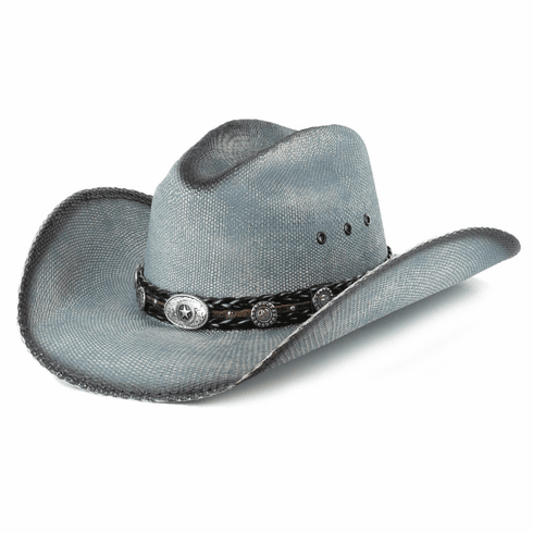 55ae7f774049e1 Bullhide Women's Into You Straw Hat