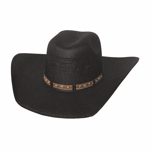 Bullhide Jump And Kicker - (20X) Straw Cowboy Hat
