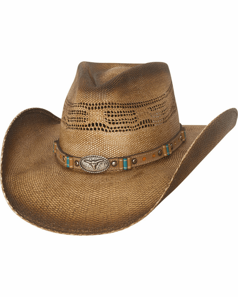 Bullhide Natural Craving You Straw Hat