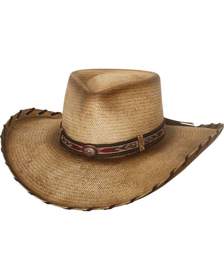 Bullhide Natural Good Company Straw Hat