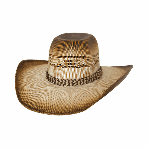 Bullhide Natural Rushmore Straw Hat