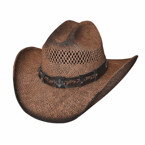Bullhide® Out On The Range Straw Hat
