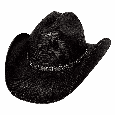 Bullhide Roots and Wings Straw Hat