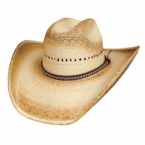 Bullhide Turn Around - (15X) Straw Cowboy Hat
