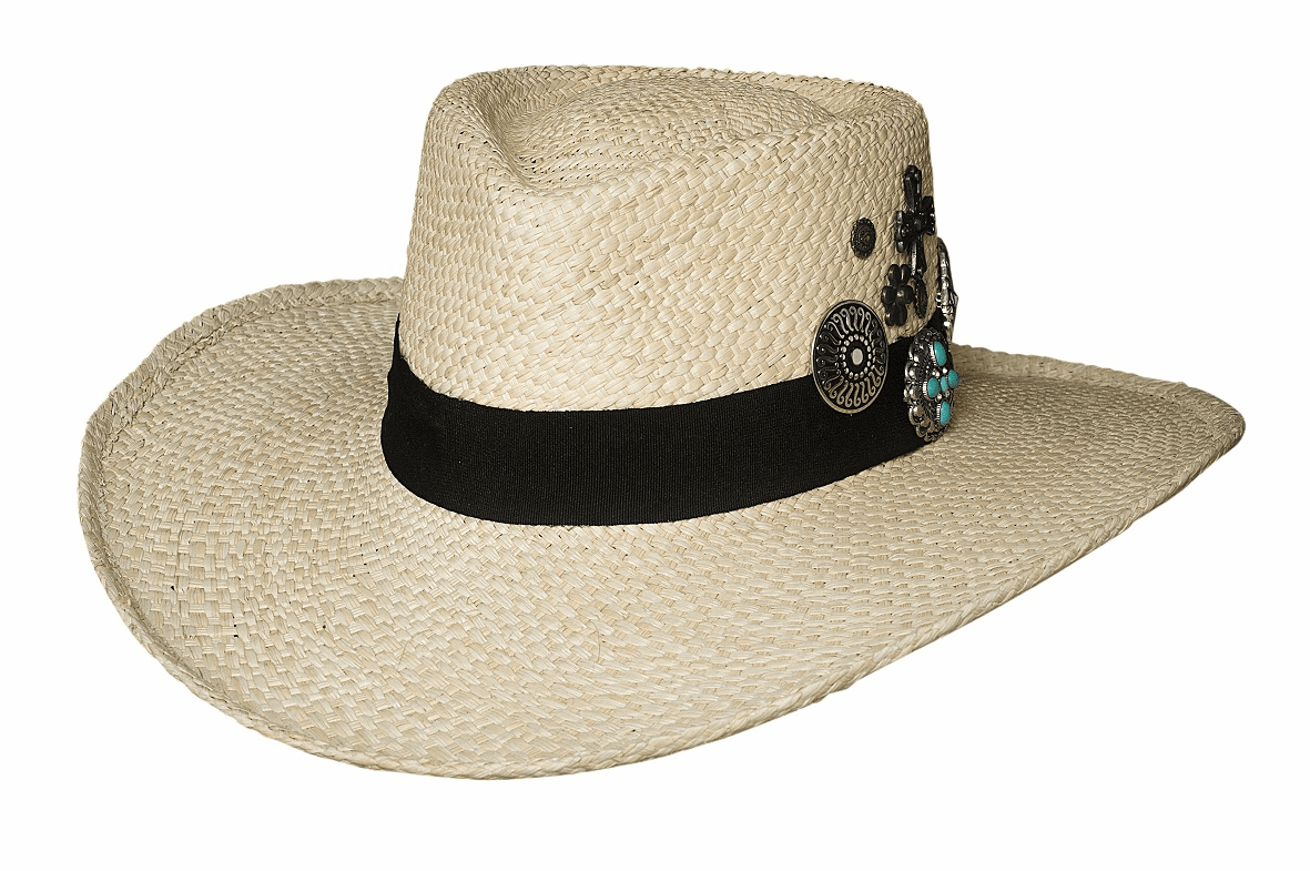 Bullhide Wild As You - Straw Cowboy Hat