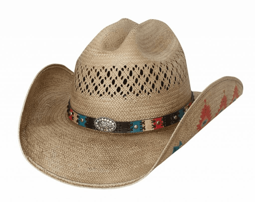 Bullhide Women's Custer Trail Cowgirl Aztec Hat