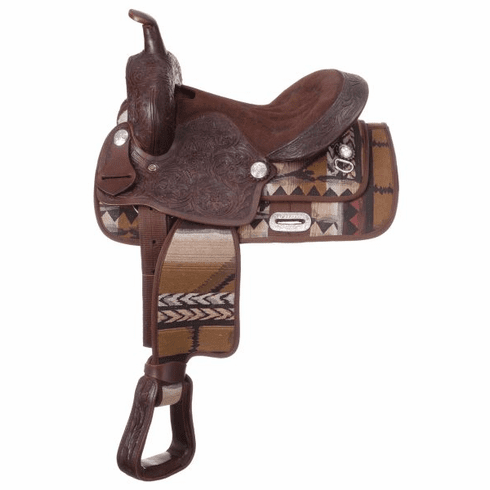 "Calico Trail Saddle Package 15"" - 9KS1405-190-0"