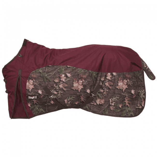 Camo Tough-1 Tough Timber 600D Waterproof Poly Turnout Blanket