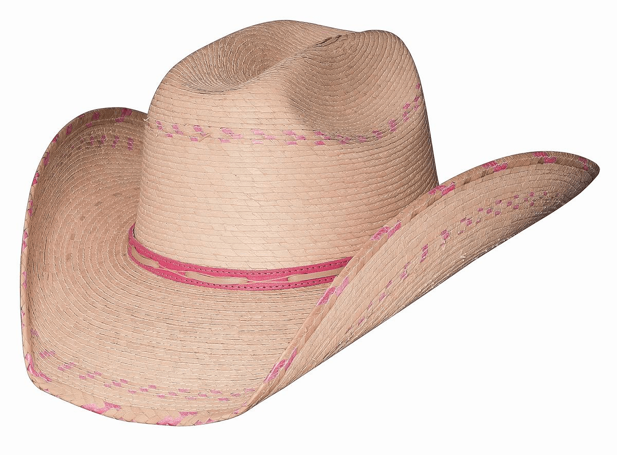 Candy Kisses 10X straw cowboy hat