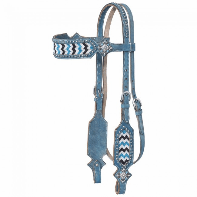 Chase Collection Browband Headstall