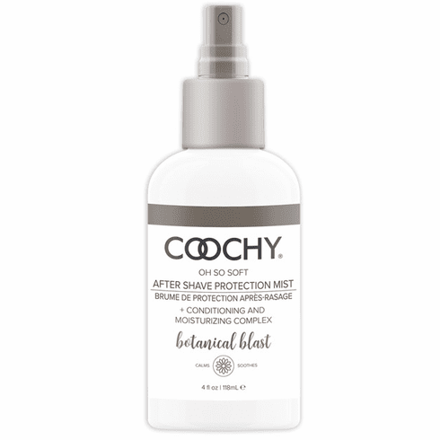COOCHY After Shave Protection Mist - 4 oz Botanical Blast