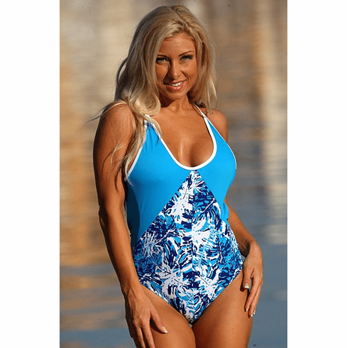 Cool Sport 1-PC Surfing Cowgirl Swimsuit