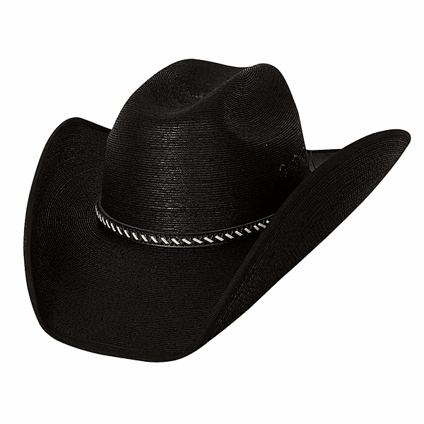Country Strong - (30X) Palm Straw Cowboy Hat
