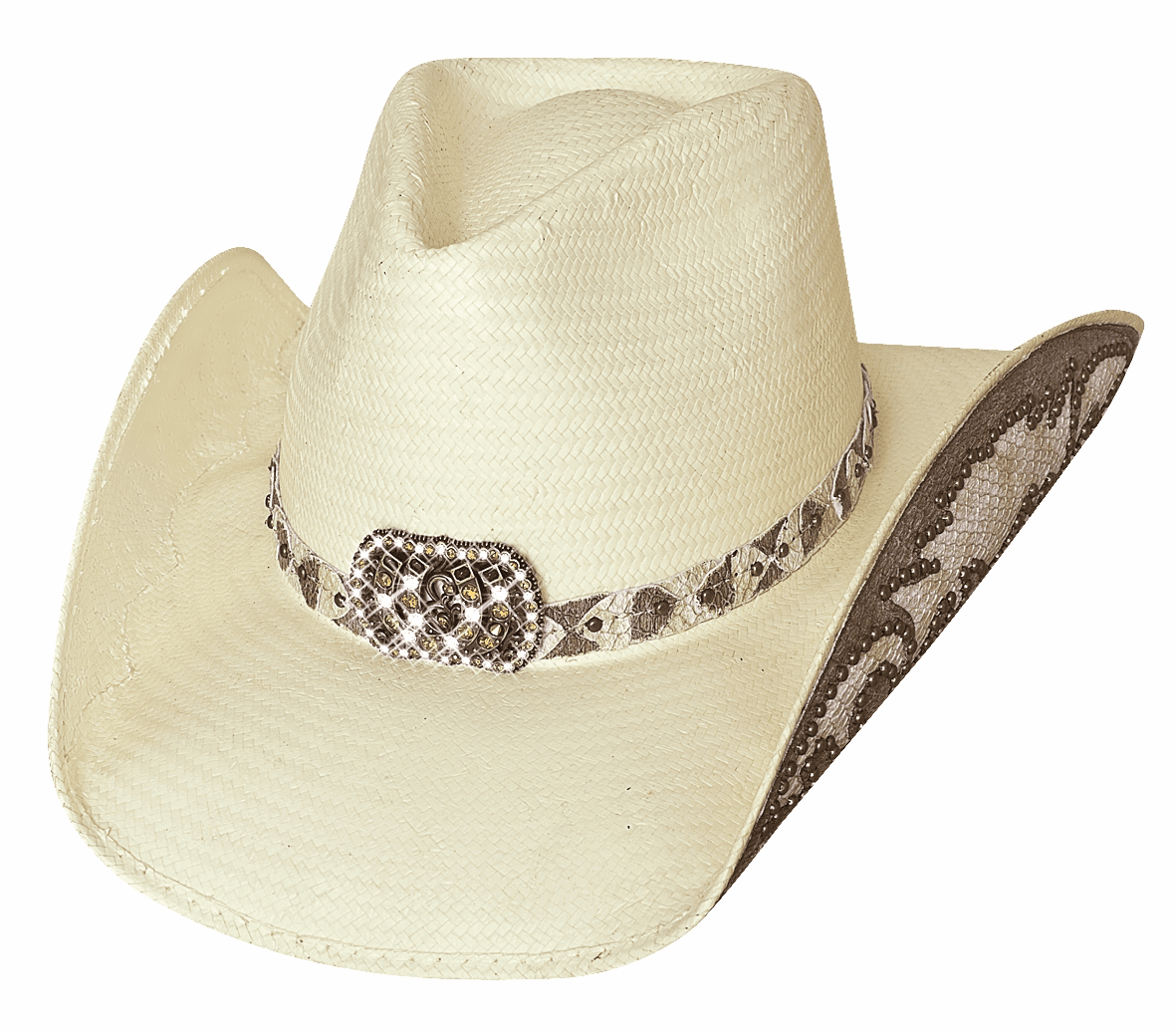 Cowgirl Fantasy Bullhide Hat Natural