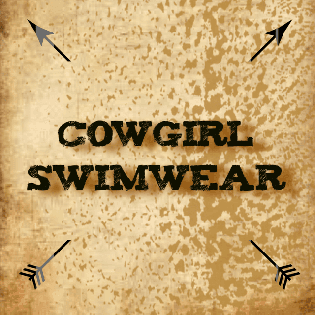 Cowgirl Swimwear