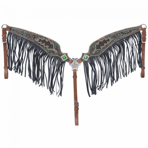 Dylan Collection Breastcollar with Fringe