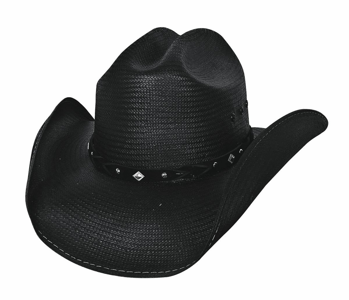 Emotional Girl Straw Hat Terri Clark Hat Collection