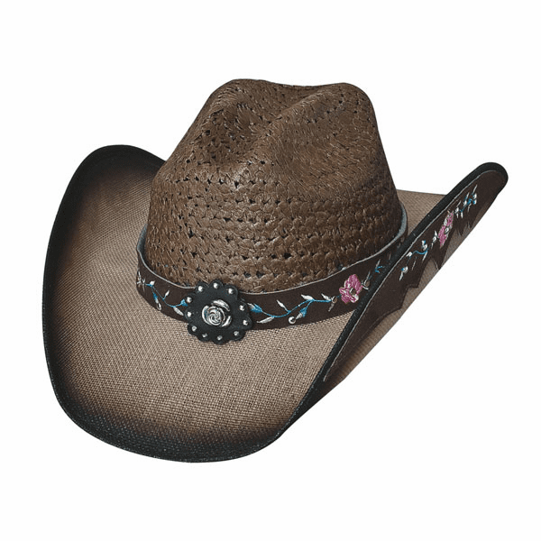 Enchanted - Womens Toyo Straw Cowboy Hat