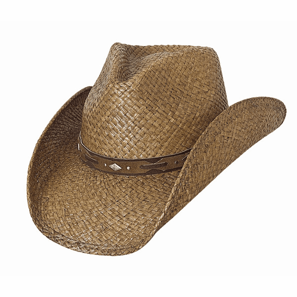 Good Times Straw Cowboy Hat