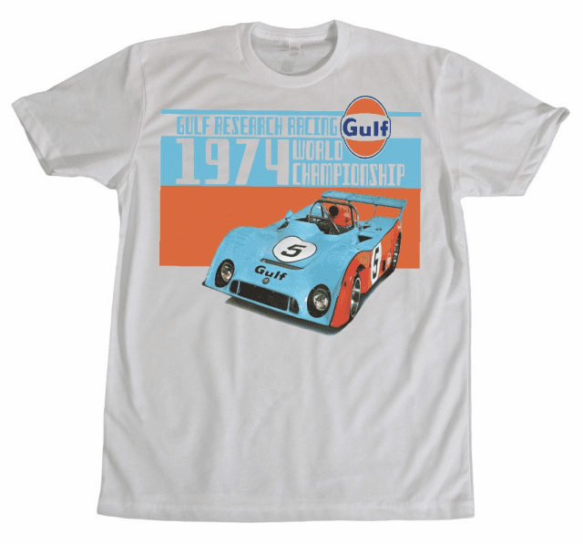 Gulf Research Racing Tee