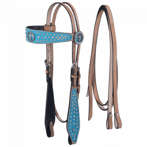 Gypsy Spirit Collection Browband Headstall