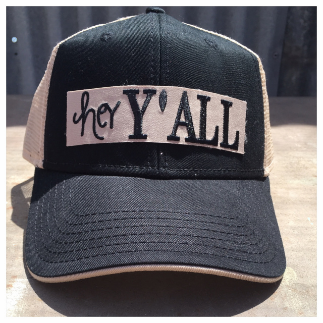 Hey Y'All Trucker Cap